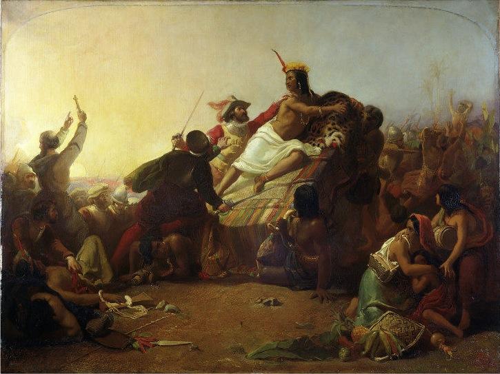 Pizarro_Seizing_the_Inca_of_Peru